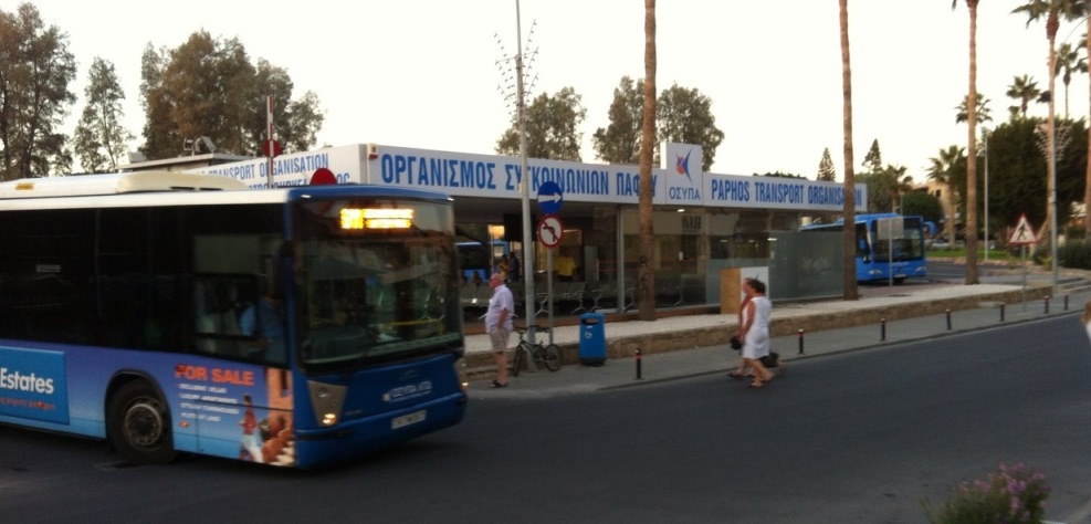 Welcome to Paphos bus website