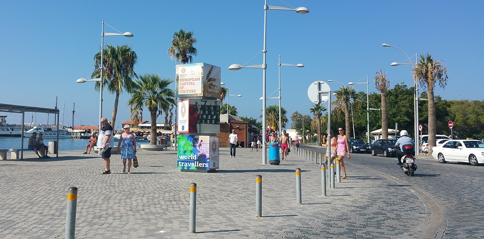 Paphos things to do - Kato Paphos harbour