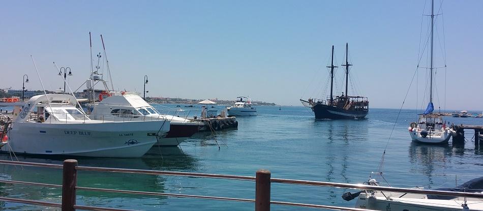 Paphos Boat Cruise