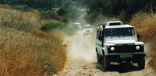 Many tour operators offer Jeep Safaris in Akamas and other areas of Paphos and Troodos